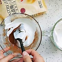#爱好组-低筋#像饼干的可可蛋糕酥的做法图解6