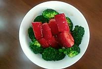 红曲米烧肉的做法