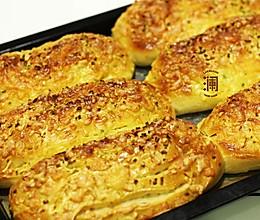 葱香芝士咸面包,香酥可口难忘掉的做法
