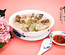 鱼羊一锅鲜#盛年锦食.忆年味#的做法