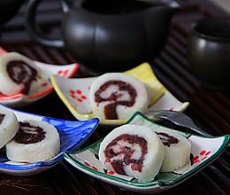 中式茶点——山药豆沙卷的做法