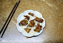 腊鸭焗饭的做法