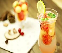 【微体】西哈气泡水 低卡夏日饮料的做法