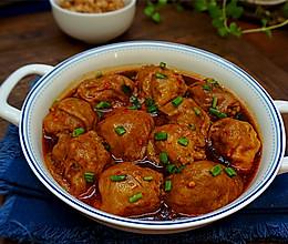 油面筋塞肉------简单下饭的宴客必备菜的做法