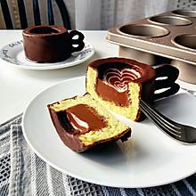 巧克力慕斯杯蛋糕