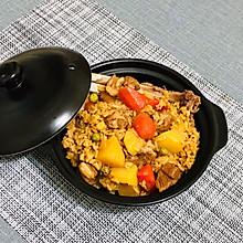 超简单 电饭煲版羊肉手抓饭