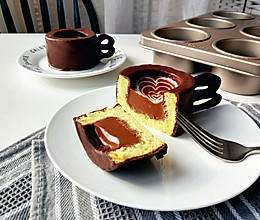 巧克力慕斯杯蛋糕的做法