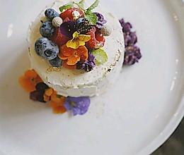 冬日小确幸:紫薯吐司蛋糕的做法