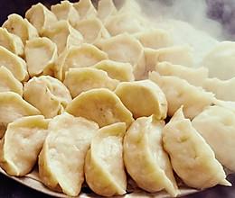 萝卜蒸饺的做法