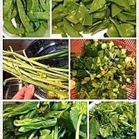 海丰菜茶之松子菜茶的做法图解3