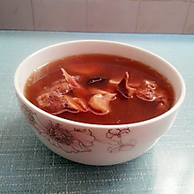 土茯苓生地煲猪骨汤