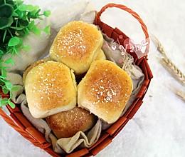 淡奶油椰香肉松软面包的做法
