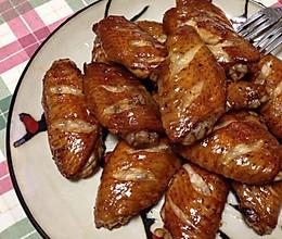 儿童蜜汁烤鸡翅的做法
