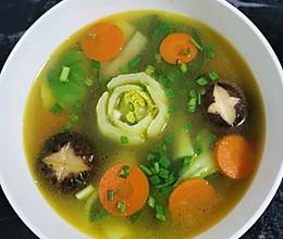 分分钟学会美味蔬菜汤的做法