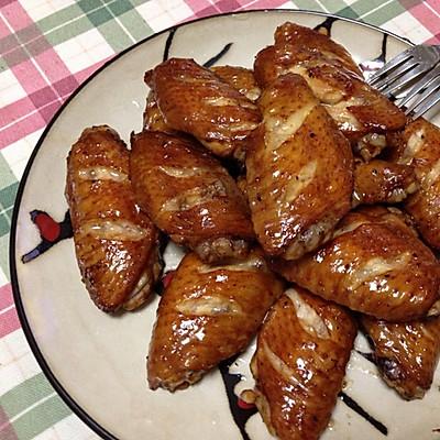 儿童蜜汁烤鸡翅