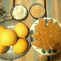 川贝陈皮柠檬膏的做法图解1