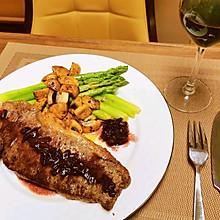 香煎牛排-掌握几个小窍门,分分钟媲美西餐厅