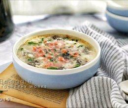 鸡茸海参汤#520,美食撩动TA的心!#的做法