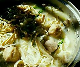 鱼头白萝卜豆腐火锅#一机多能 一席饪选#的做法