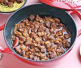 五香焖牛腩的做法