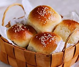 蜂蜜脆底面包的做法