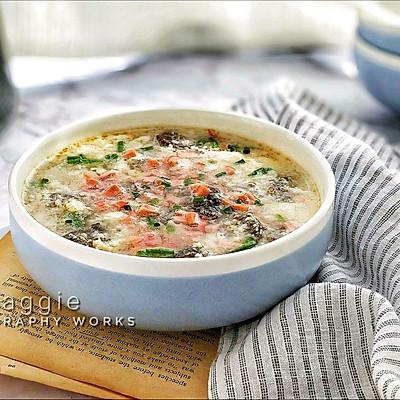 雞茸海參湯