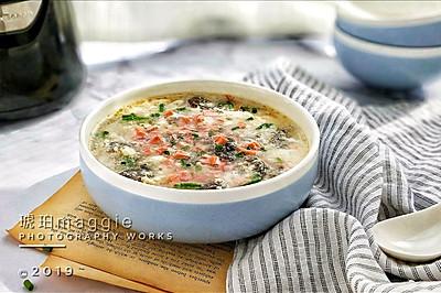 鸡茸海参汤#520,美食撩动TA的心!#