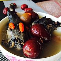 【红枣乌鸡汤】的做法图解7