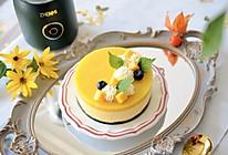 芒果酸奶芝士蛋糕#中秋团圆食味#的做法