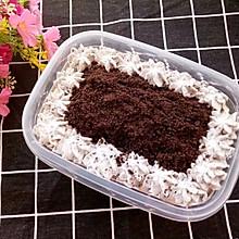 #硬核菜谱制作人#奥利奥盒子蛋糕