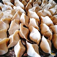 猪肉玉米虾仁饺子