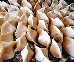 猪肉玉米虾仁饺子的做法