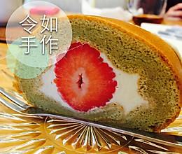 给自己的蛋糕---布司卷的做法