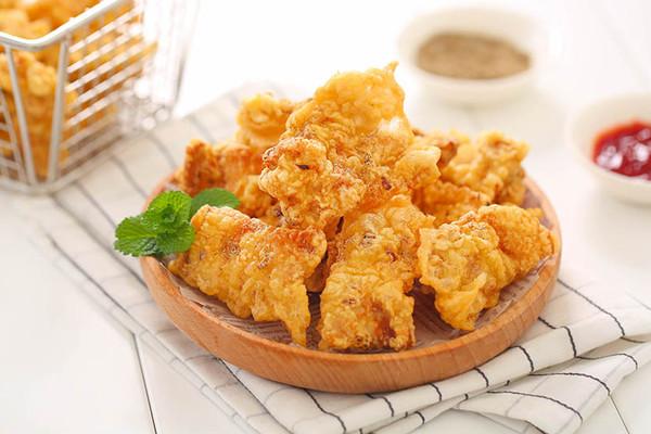 火锅店的酥肉吃不够?在家也能做的美味零食的做法