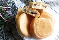 香甜蜜豆烤饼的做法