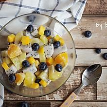 水果色拉-酸酸甜甜夏日开胃菜#我要上首页清爽家常菜#