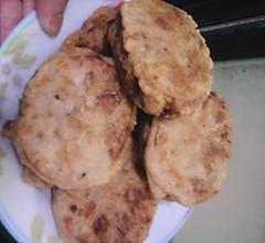 藕饼的做法