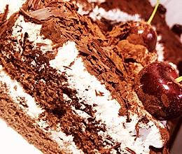 黑森林蛋糕8寸的做法