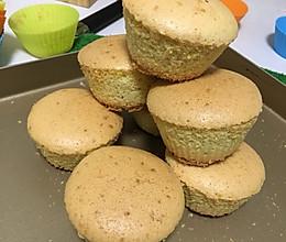 橙香小蛋糕(全蛋打法)的做法
