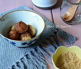 红糖糍耙#南甜主题月#的做法