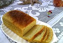 #硬核菜谱制作人##金龙鱼精英烘焙大赛阿狗战队#低脂全麦面包的做法