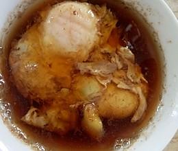 娘酒煮蛋的做法