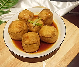 油豆腐塞肉的做法