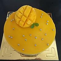 芒果慕斯蛋糕的做法图解25