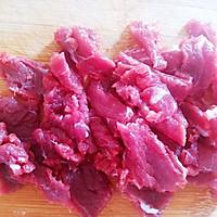 #新春美味菜肴#小炒牛肉的做法图解1