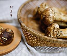自然的馈赠--松茸的各种简单吃法的做法