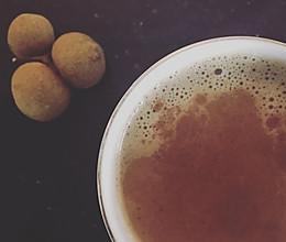 滋补佳品-桂圆红糖奶茶的做法