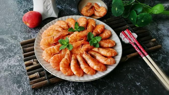 #花10分钟,做一道菜!#无水椒味虾