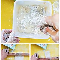 #爱好组-高筋#新手也能做的冰乳酪面包的做法图解10