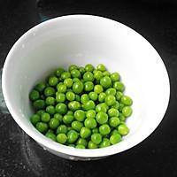 豌豆小炒的做法图解4